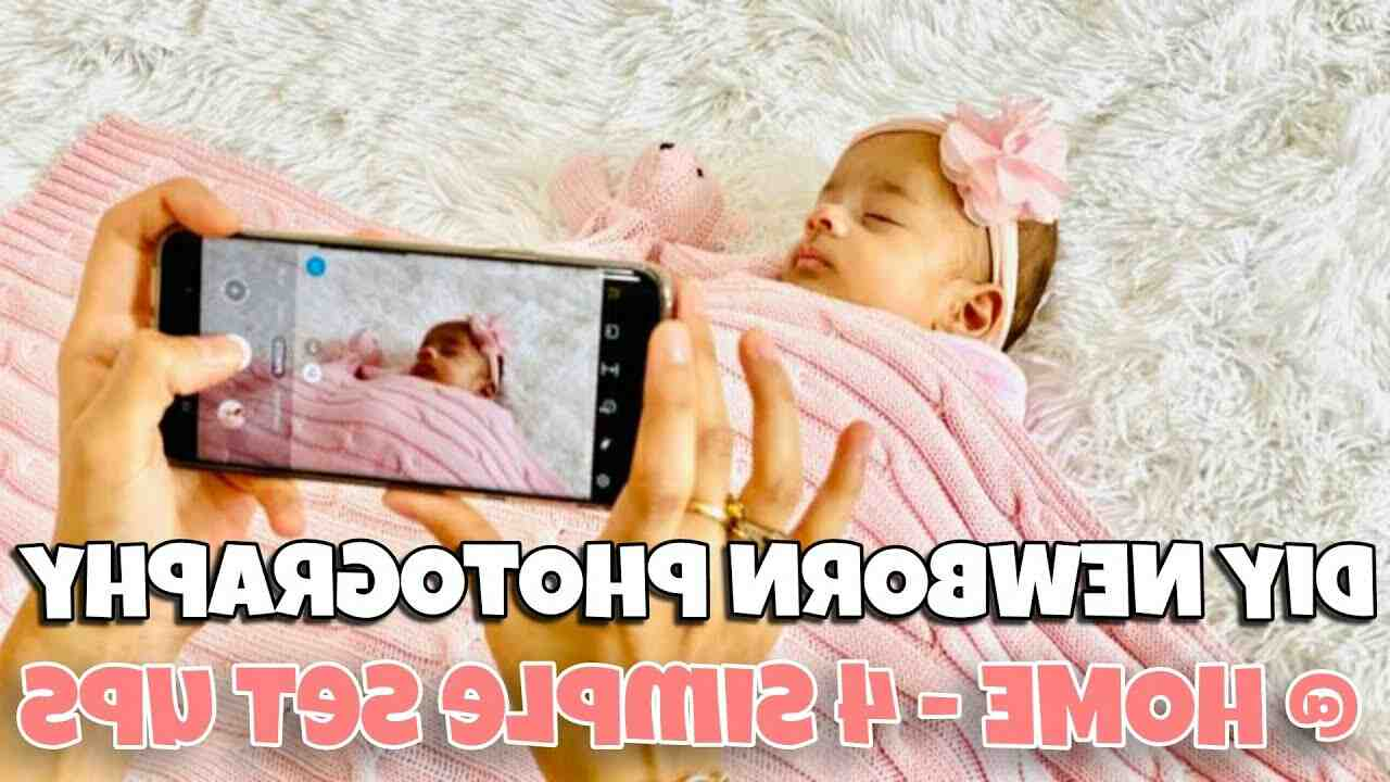 How much does a newborn photo session cost?